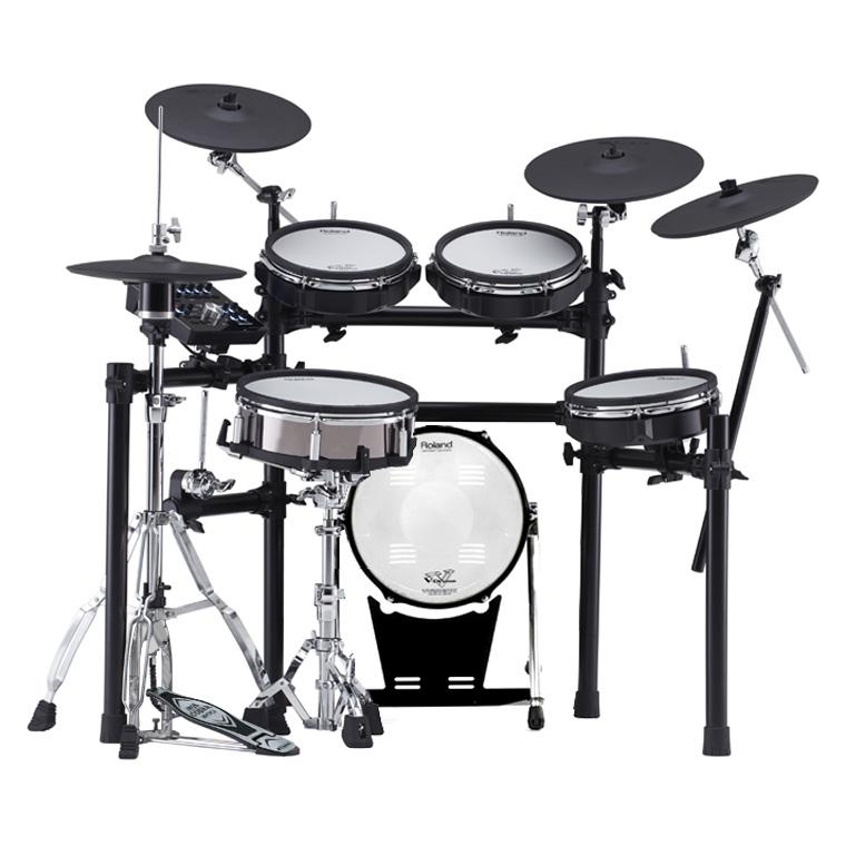 Roland Drum System TD-25KVX KD-120BKセット /HHスタンドとSDスタンド付き【YRK】