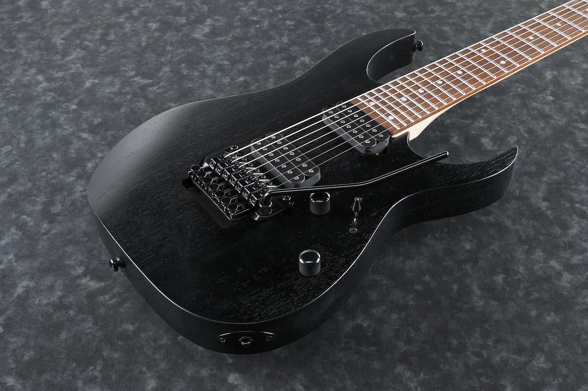 Ibanez / RG7420Z-WK(Weathered Black) アイバニーズ【お取り寄せ商品】