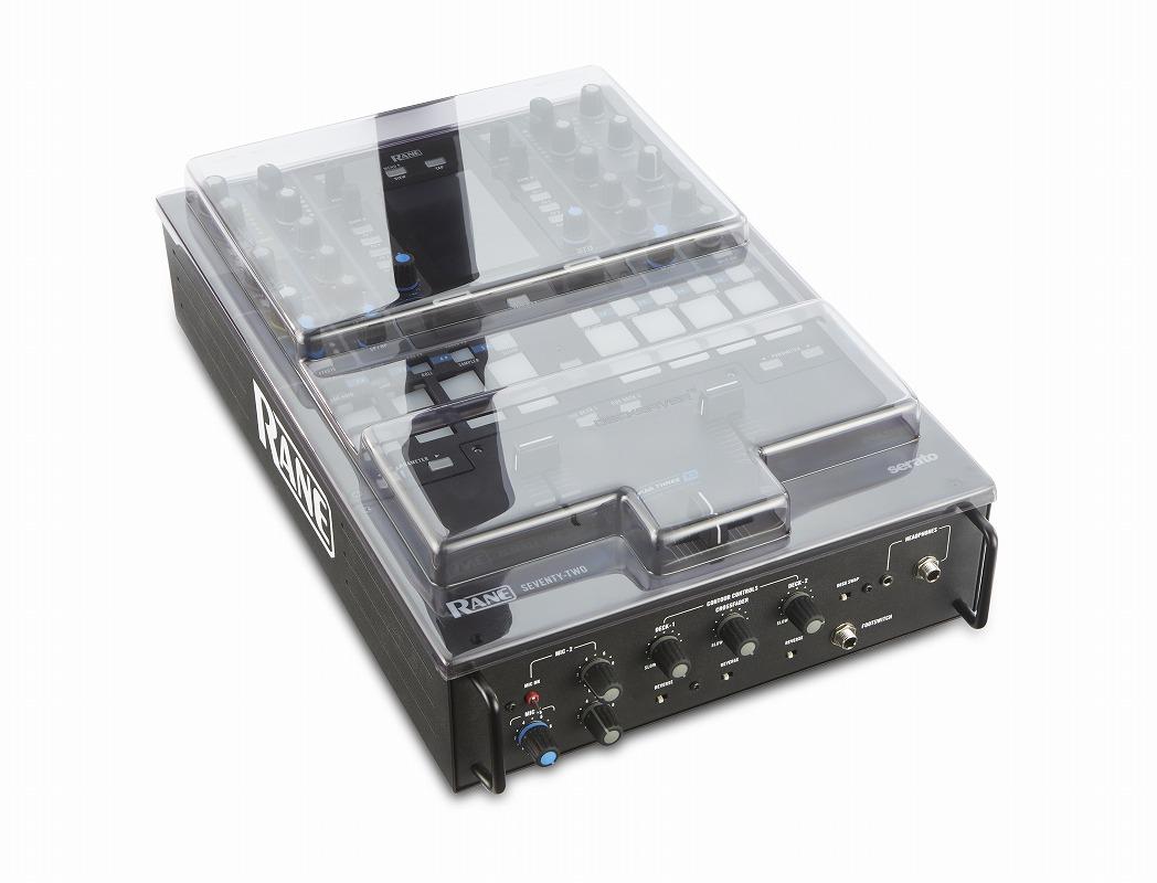 Decksaver デッキセーバー / DS-PC-RANE72 SEVENTY-TWO用保護カバー【お取り寄せ商品】