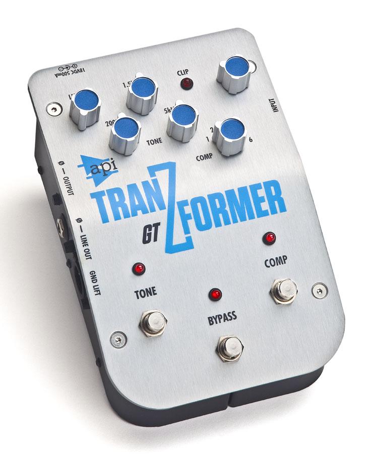 api / TranZformer GT ギター用プリアンプ 《予約注文/7月中旬入荷予定》