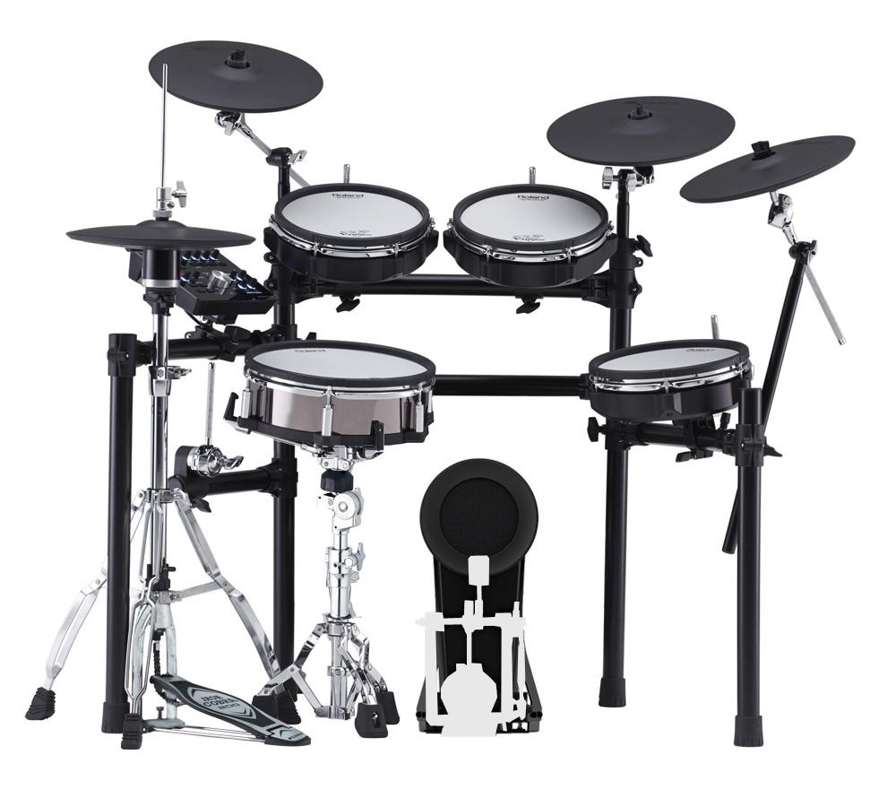 Roland Drum System TD-25KVX KD-10セット /HHスタンドとSDスタンド付き【にゃんごすたー&むらたたむスペシャル音色キットプレゼント中】【YRK】【数量限定特価】