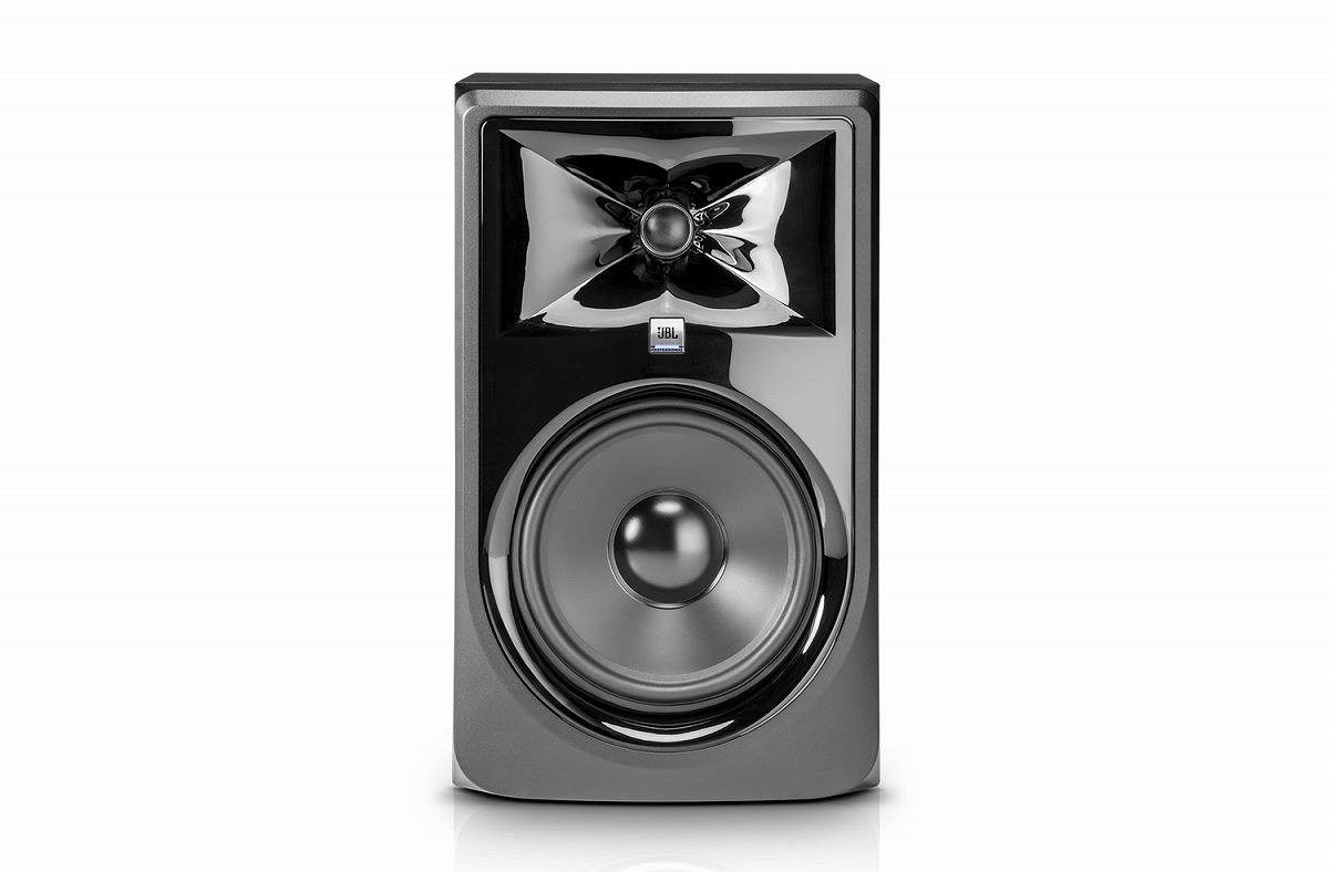 JBL ジェービーエル / 308P MKII パワード・スタジオモニター【お取り寄せ商品】