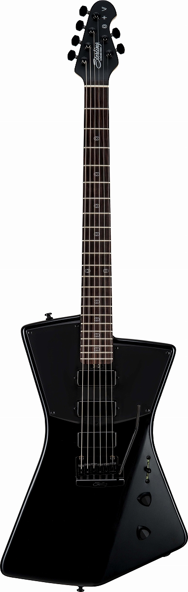 Sterling by MUSICMAN / STV60 Stealth Black St Vincent Signature Models スターリン【お取り寄せ商品】【WEBSHOP】