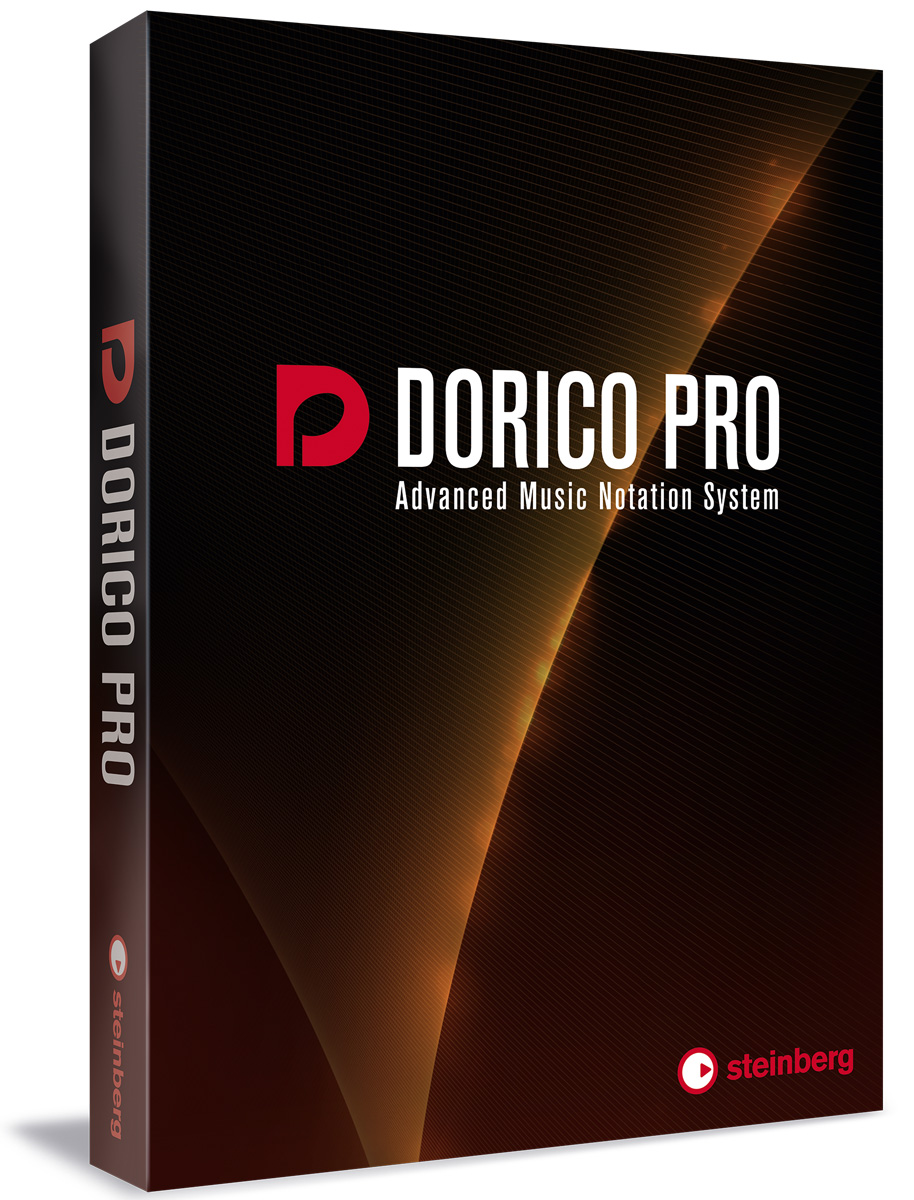Steinberg スタインバーグ / Dorico Pro 通常版 譜面作成ソフト