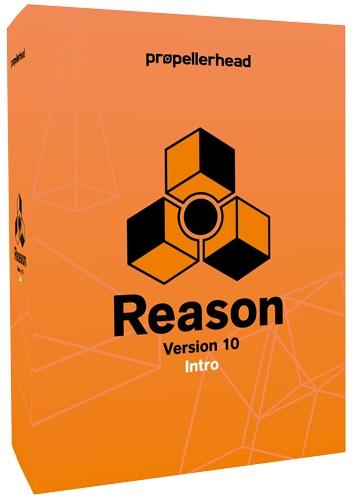 propellerhead プロペラヘッド / Reason10 Intro【お取り寄せ商品】