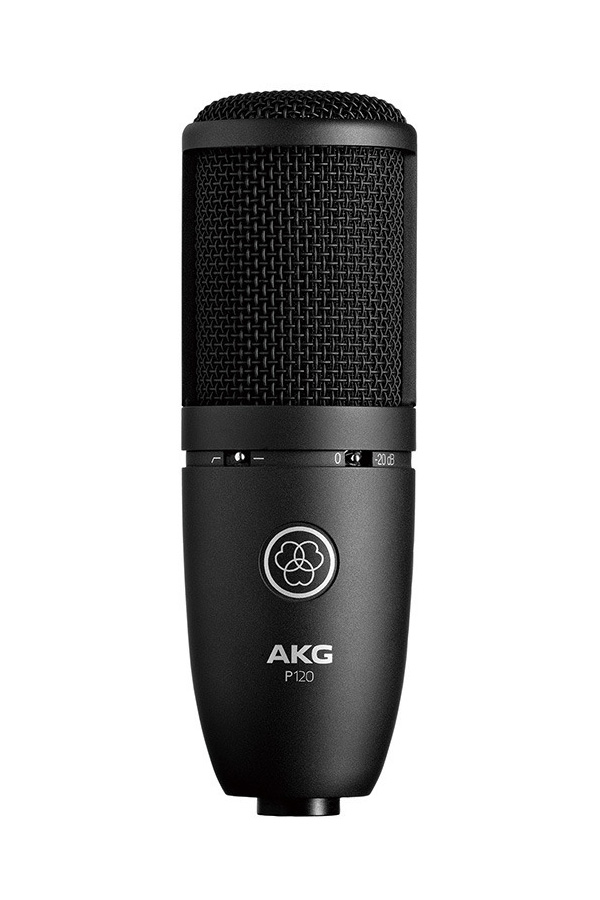 AKG / Project Studio Line P120 コンデンサーマイク【WEBSHOP】