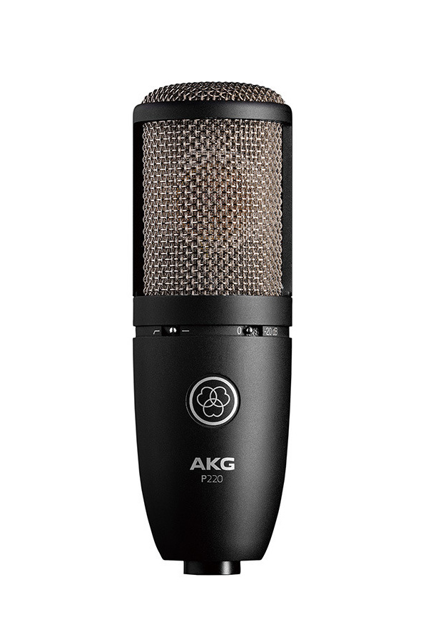 AKG / Project Studio Line P220 コンデンサーマイク【WEBSHOP】