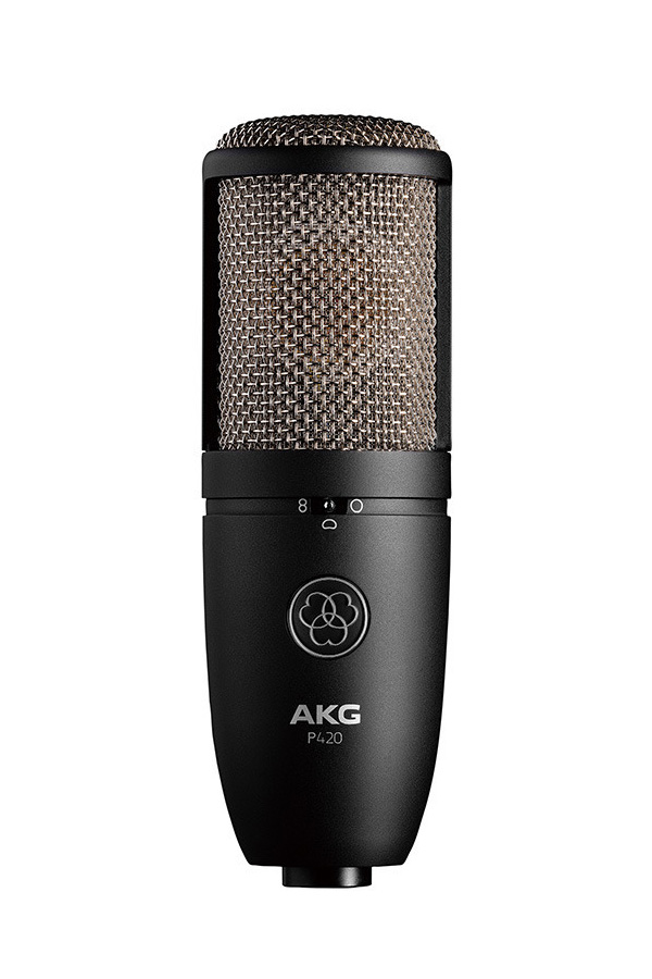 AKG / Project Studio Line P420 コンデンサーマイク【WEBSHOP】