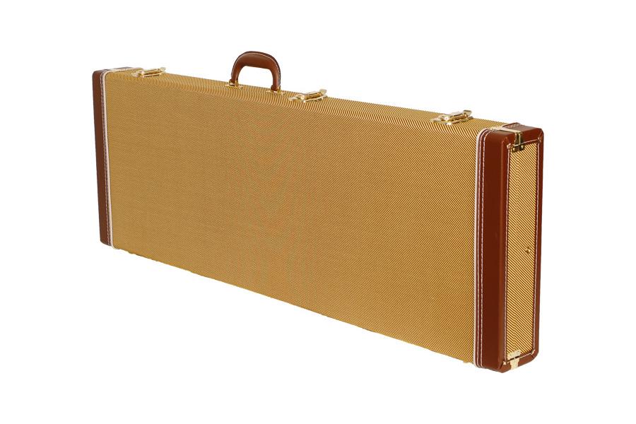 KYORITSU キョーリツ / EGO-130 エレギギター用 木製角型ツィードハードケース【WEBSHOP】