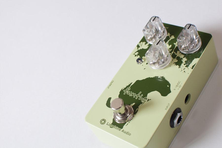 Limetone Audio / Funther ライムトーンオーディオ オーバードライブ 《予約注文/7月7日発売予定》
