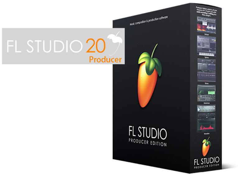 Image-Line イメージライン / FL Studio 20 Producer【お取り寄せ商品】