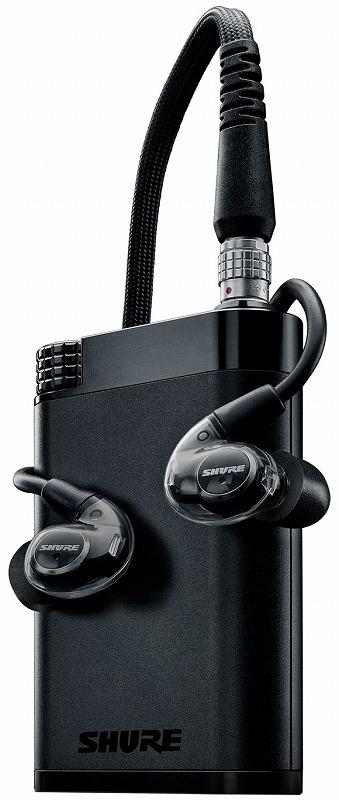 SHURE / KSE1200 コンデンサー型高遮音性イヤホンシステム (KSE1200SYS-A)【国内正規品】【お取り寄せ商品】