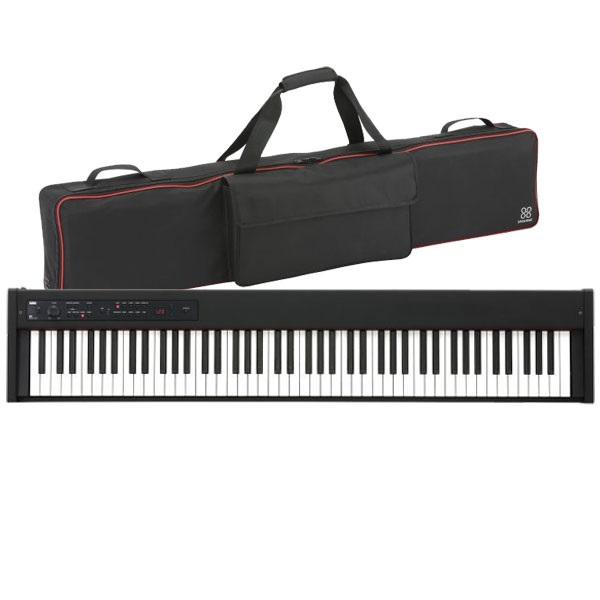 KORG コルグ / DIGITAL PIANO D1 【専用ケースセット!】デジタル・ピアノ《数量限定ワイヤレスヘッドホンプレゼント》【YRK】