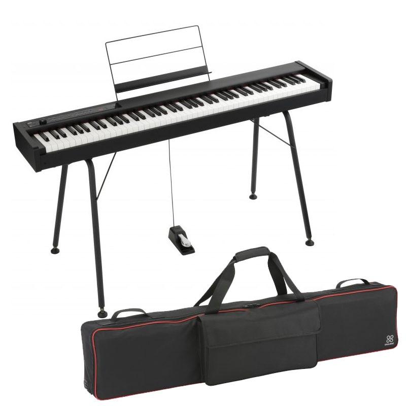 KORG コルグ / DIGITAL PIANO D1【専用ケース&スタンドセット!】デジタル・ピアノ《数量限定ワイヤレスヘッドホンプレゼント》【YRK】