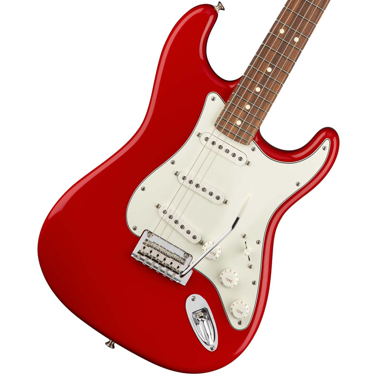 Fender / Player Series Stratocaster Sonic Red Pau Ferro 【YRK】