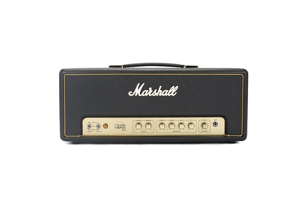 Marshall / ORIGIN 50H マーシャル ギターアンプ《7月25日発売》【WEBSHOP】