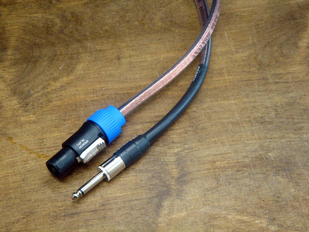 ANALYSIS PLUS アナリシスプラス / Speaker Cable OVAL12 0.8m Phone-Speakon【WEBSHOP】