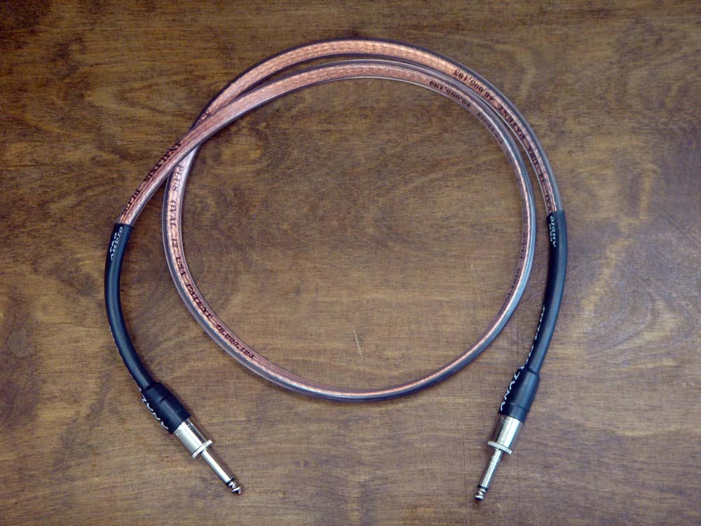 ANALYSIS PLUS アナリシスプラス / Speaker Cable OVAL12 1.5m Phone-Phone【WEBSHOP】