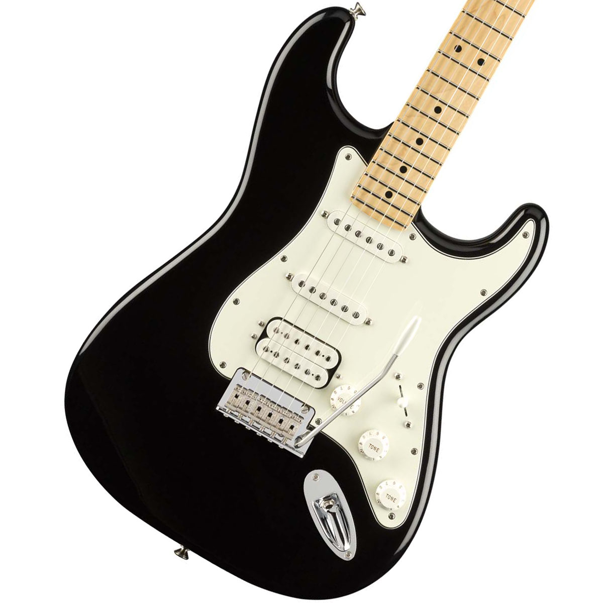 Fender / Player Series Stratocaster HSS Black Maple 《数量限定!FenderアンプFRONTMAN10Gもセット!/+591355890》【YRK】