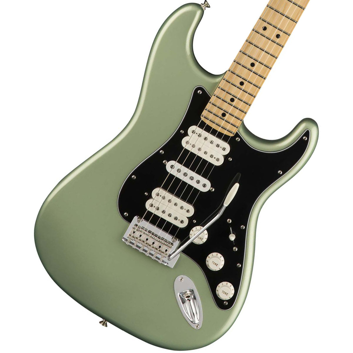 Fender / Player Series Stratocaster HSH Sage Green Metallic Maple