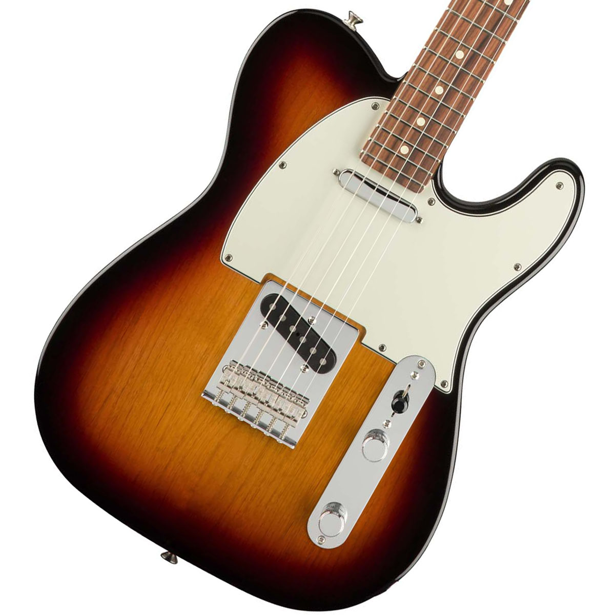 Fender / Player Series Telecaster 3 Color Sunburst Pau Ferro