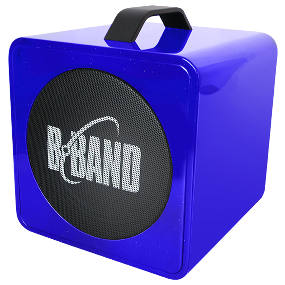 B-Band / AC45J Blue Portable Acoustic Amplifier 充電式 ポータブルアンプ