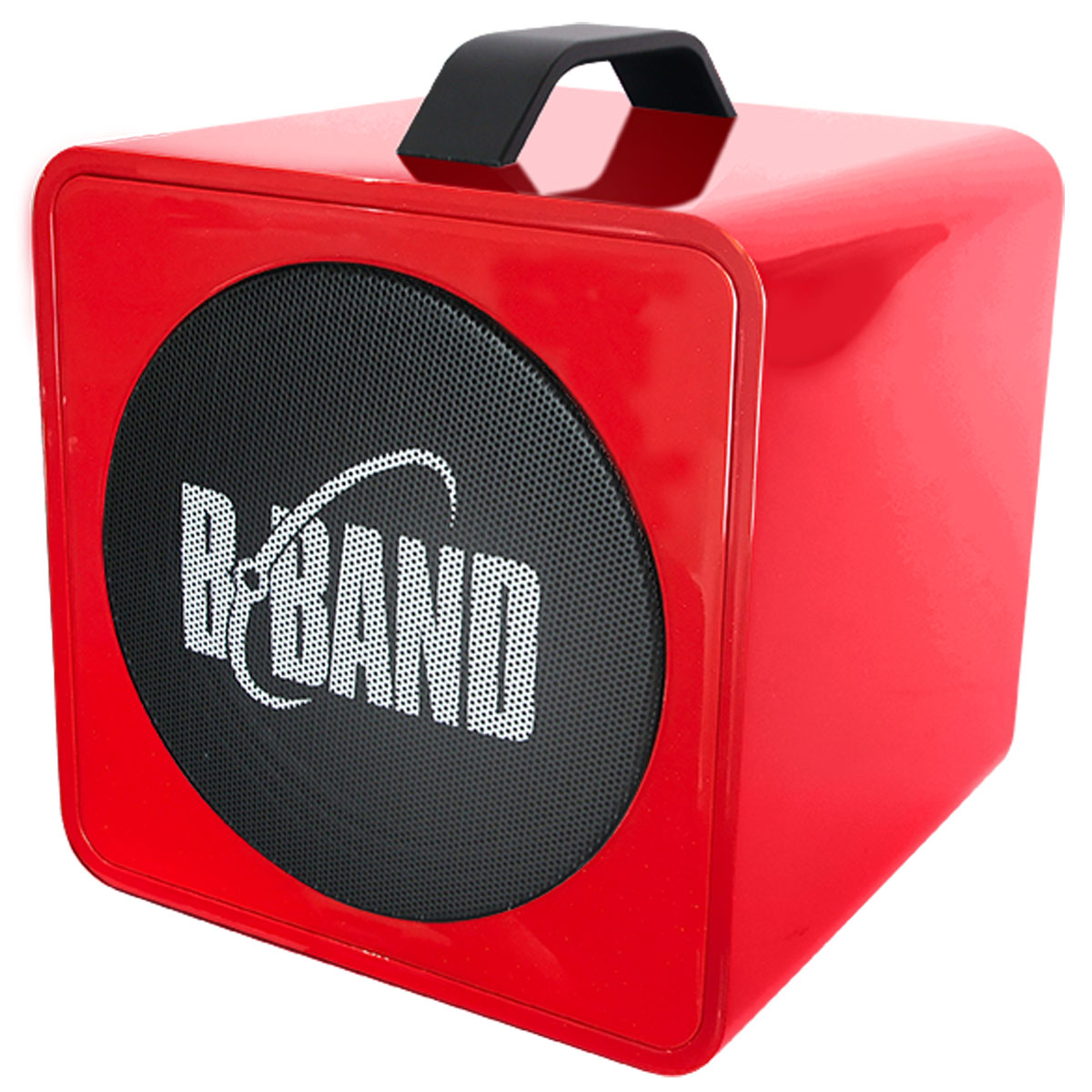 B-Band / AC45J Red Portable Acoustic Amplifier 充電式 ポータブルアンプ 《予約注文/6月30日発売予定》