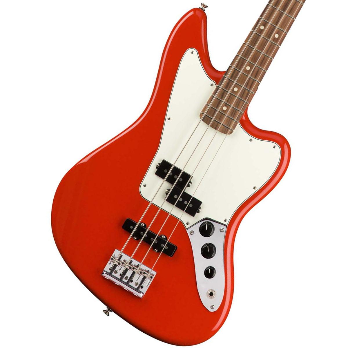 Fender/ Player Series Fender Jaguar Bass Pau Sonic Red Red Pau Ferro【YRK】, 天然石 パワーストーン cocoro堂:6376becc --- sunward.msk.ru