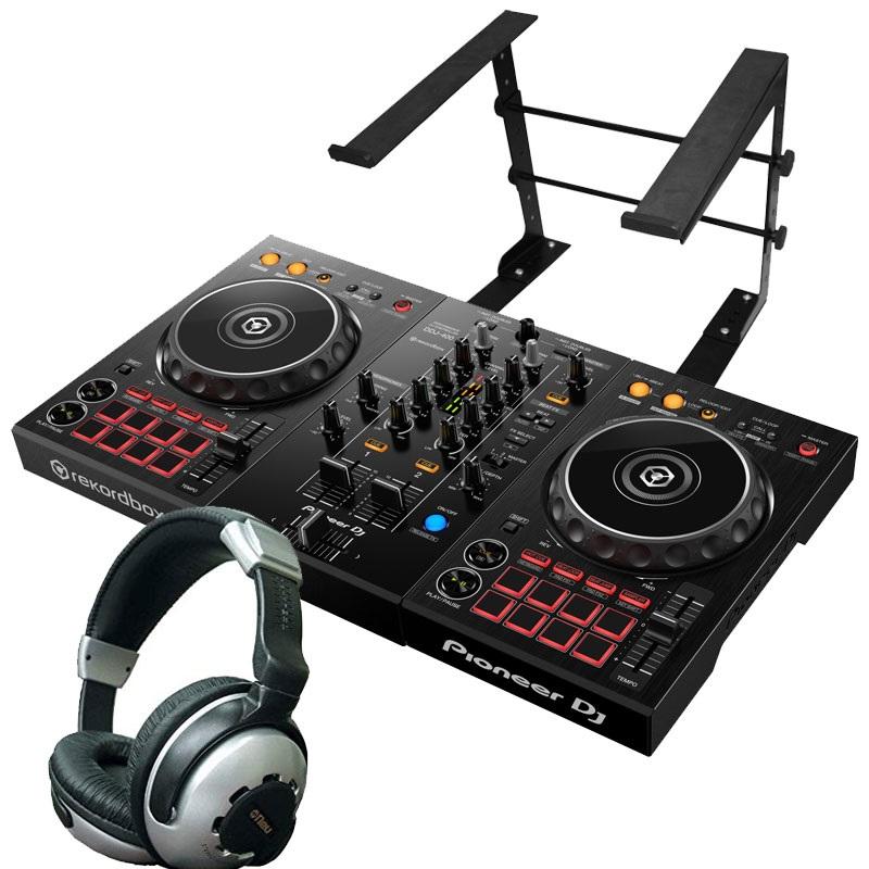 Pioneer DJ パイオニア / DDJ-400 【スタートセット!】 DJコントローラー