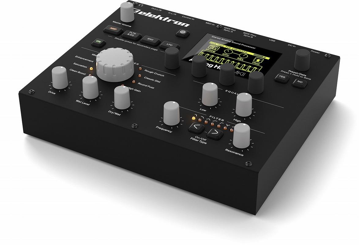 Elektron エレクトロン / Analog Heat HFX-1 MKII ステレオ・アナログ・サウンド・プロセッサー