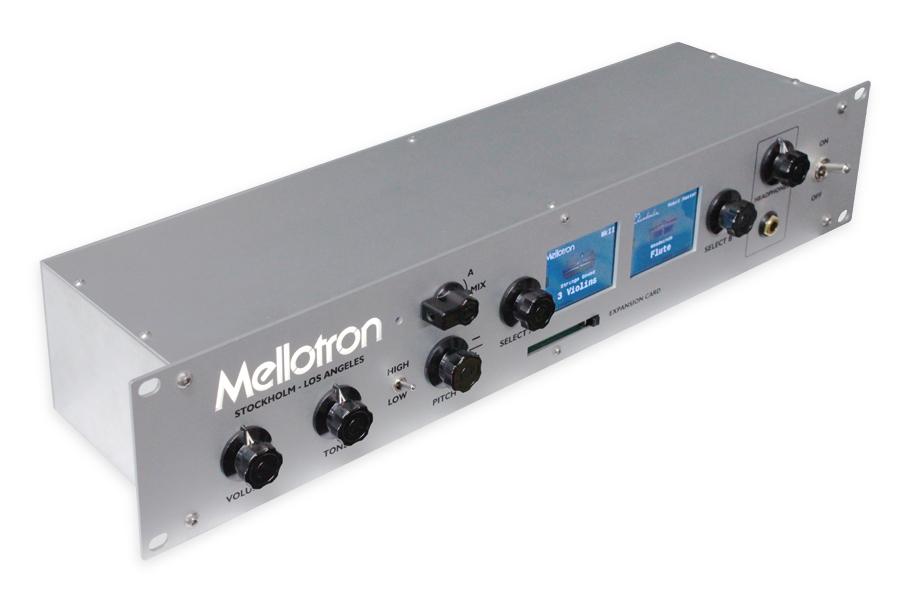 Mellotron メロトロン / M4000D Rack Digital Mellotron 音源モジュール