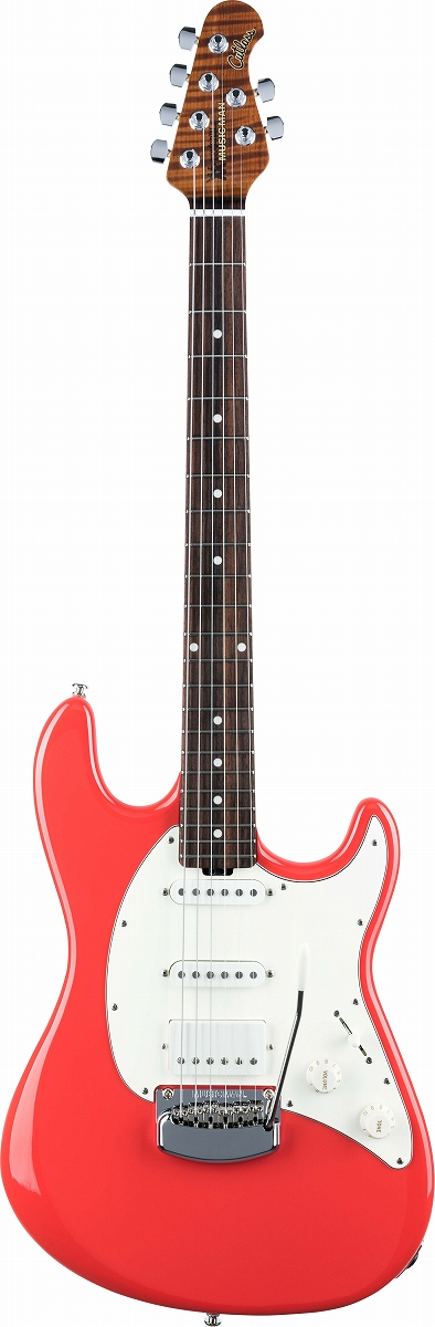 MUSIC MAN / Cutlass RS HSS Coral Red ミュージックマン