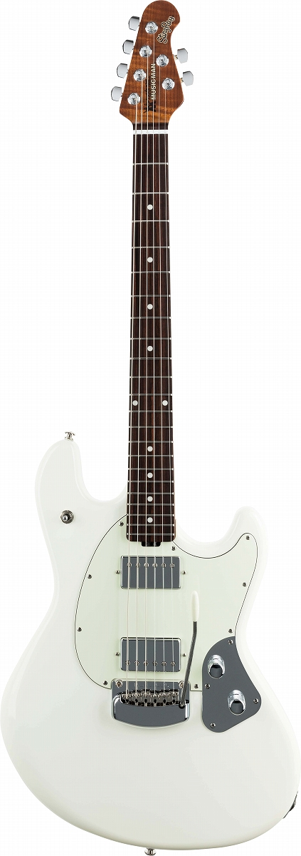 MUSIC MAN / StingRay Guitar RS Ivory White ミュージックマン