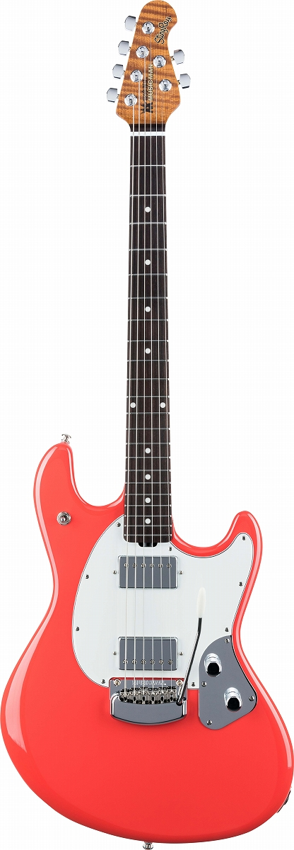 MUSIC MAN / StingRay Guitar RS Coral Red ミュージックマン