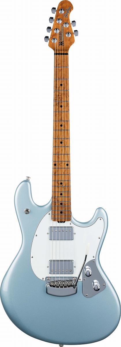 MUSIC MAN / StingRay Guitar RS Firemist Silver ミュージックマン