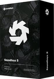 Soundtoys / Soundtoys 5 Bundle オーディオ・エフェクト プラグイン・コレクション【お取り寄せ商品】