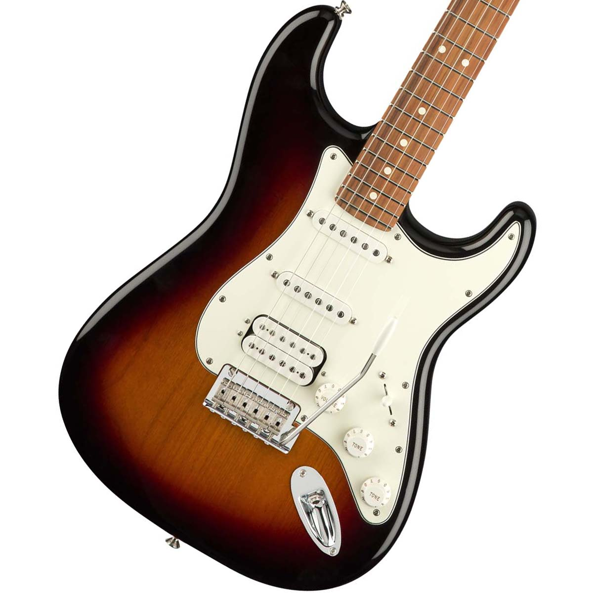 Fender / Player Series Stratocaster HSS 3 Color Sunburst Pau Ferro 【YRK】【新品特価】