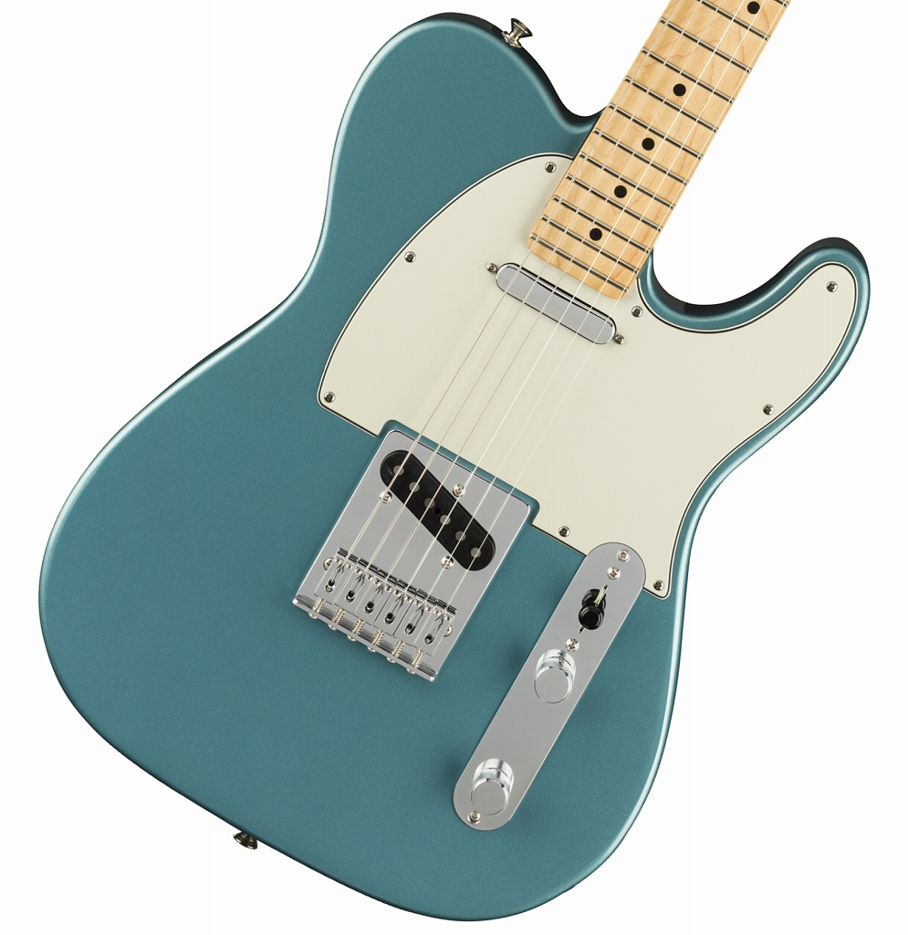 Fender Telecaster/ Player Series Telecaster Series Tidepool Player Maple【YRK】《予約注文/次回入荷時期未定》, ブランド古着ベクトルプレミアム店:f25dd5fb --- data.gd.no