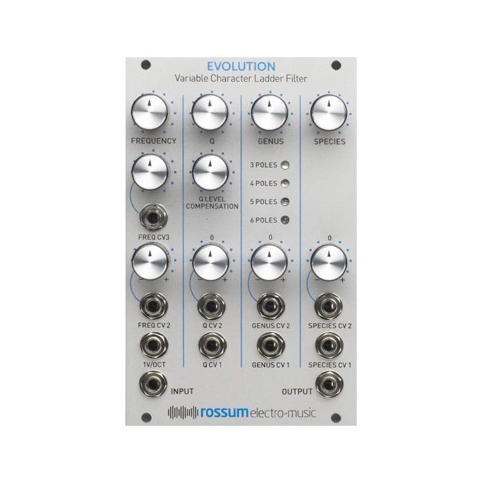 Rossum Electro-Music / Evolution フィルター・モジュール【お取り寄せ商品】