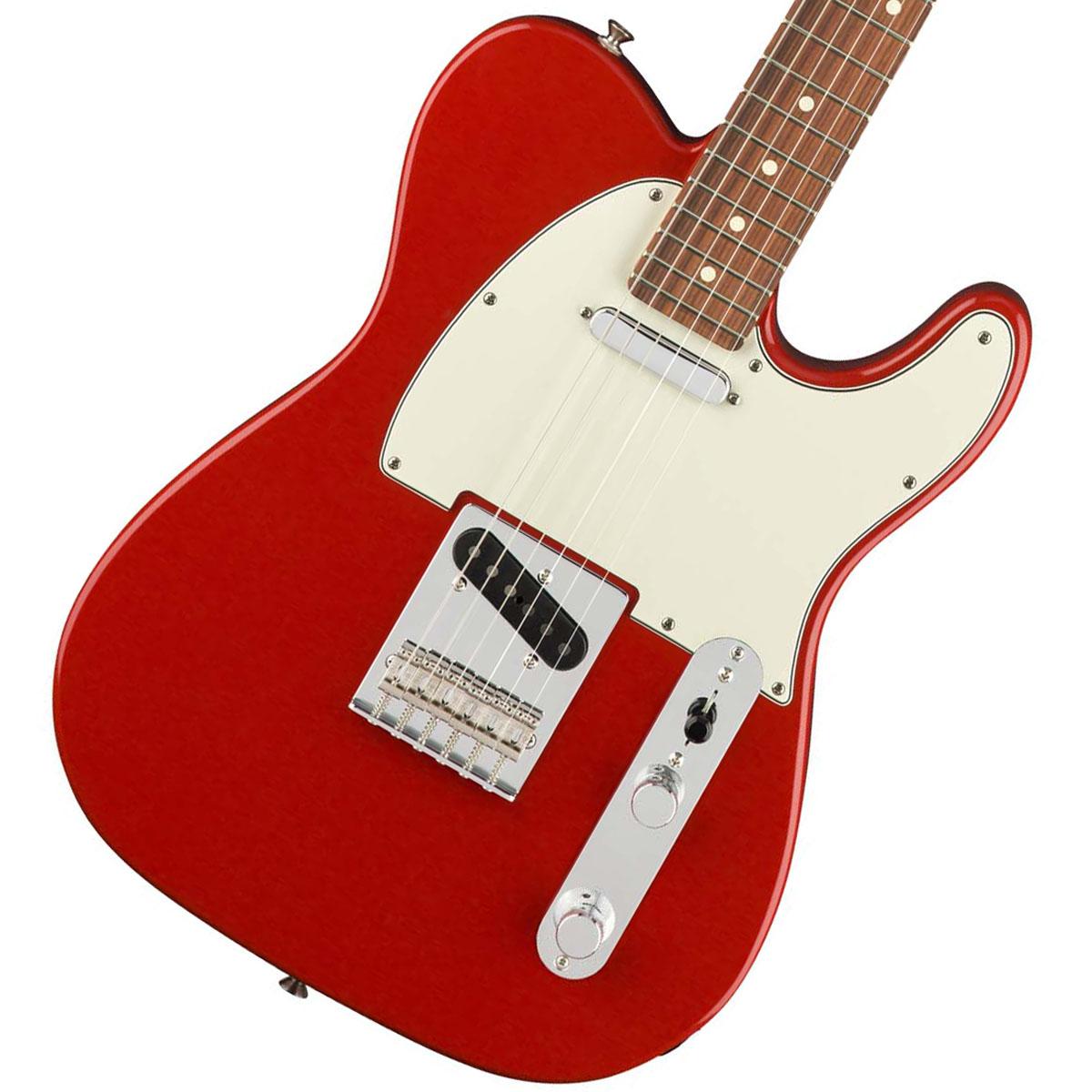 Fender / Player Series Telecaster Sonic Red Pau Ferro 《フェンダー純正グッズを進呈/+79083》