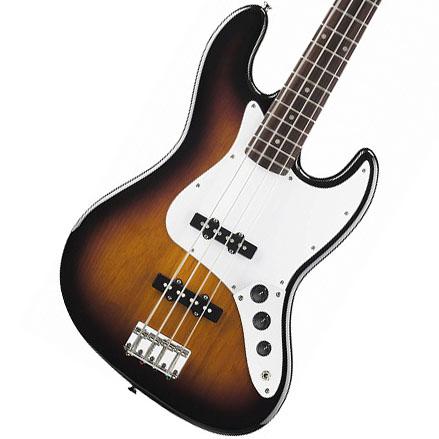 Squier by Fender / Affinity Jazz Bass Brown Sunburst Indian Laurel《純正バレットチューナープレゼント!/+621153790》