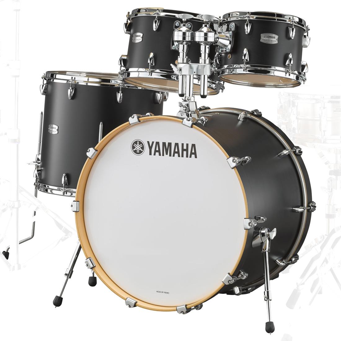 YAMAHA / TMP2F4LCS ヤマハ Tour Custom ドラムシェルパック 22BD リコライスサテン【お取り寄せ商品】