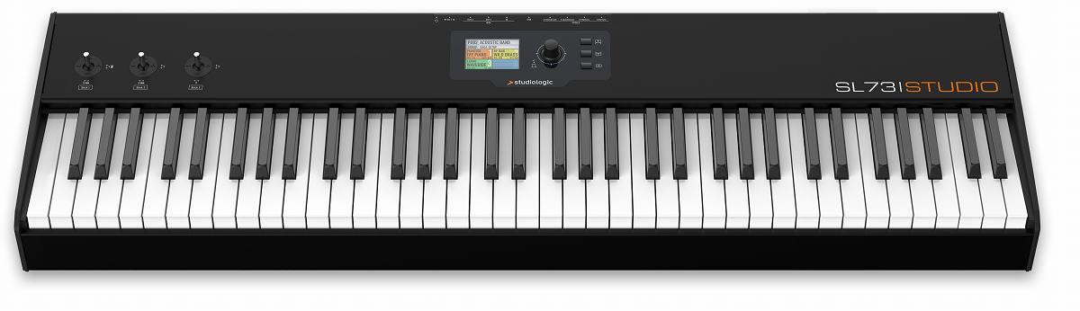 最新の激安 Studiologic スタジオロジック / SL73 Studio MIDIキーボード・コントローラー【お取り寄せ商品】, チタグン df1f066e