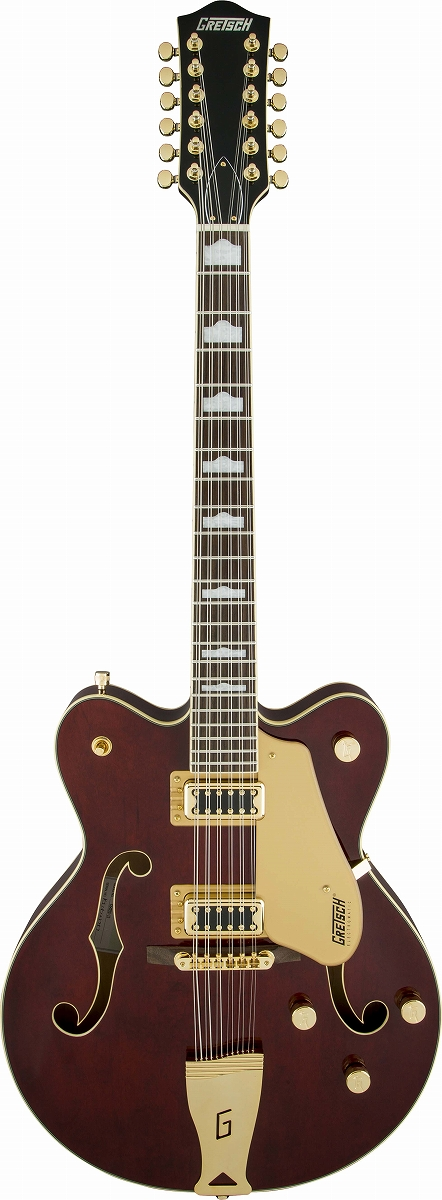 Gretsch / G5422G-12 Electromatic Hollow Body Double-Cut 12-String Walnut Stain グレッチ