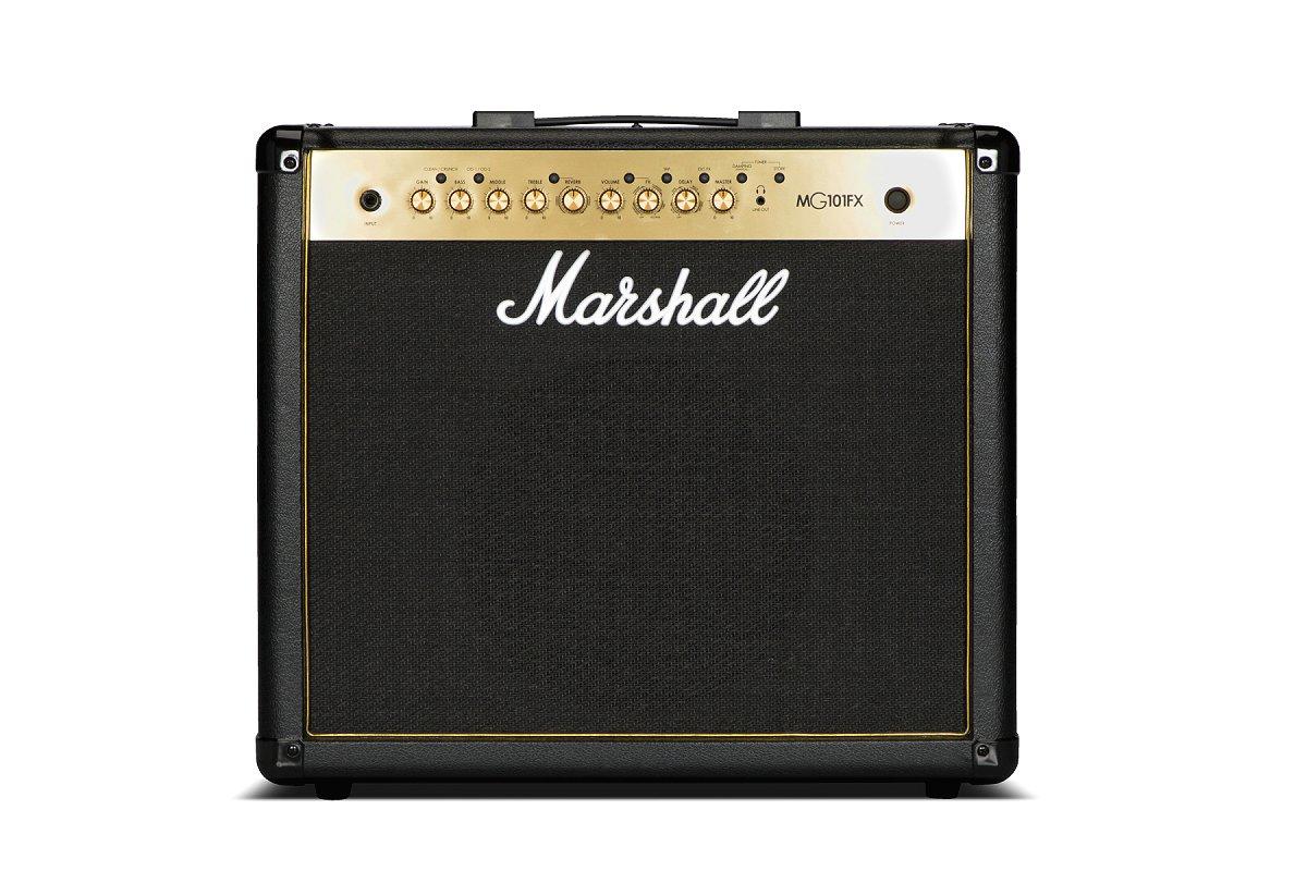 Marshall / MG101FX ギターコンボアンプ マーシャル MG-Goldシリーズ 【お取り寄せ商品】