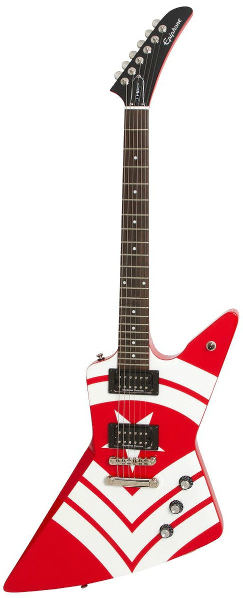 Epiphone / Limited Edition Jason Hook M-4 Explorer Outfit エピフォン《純正アクセサリーセット進呈 /+811162400》