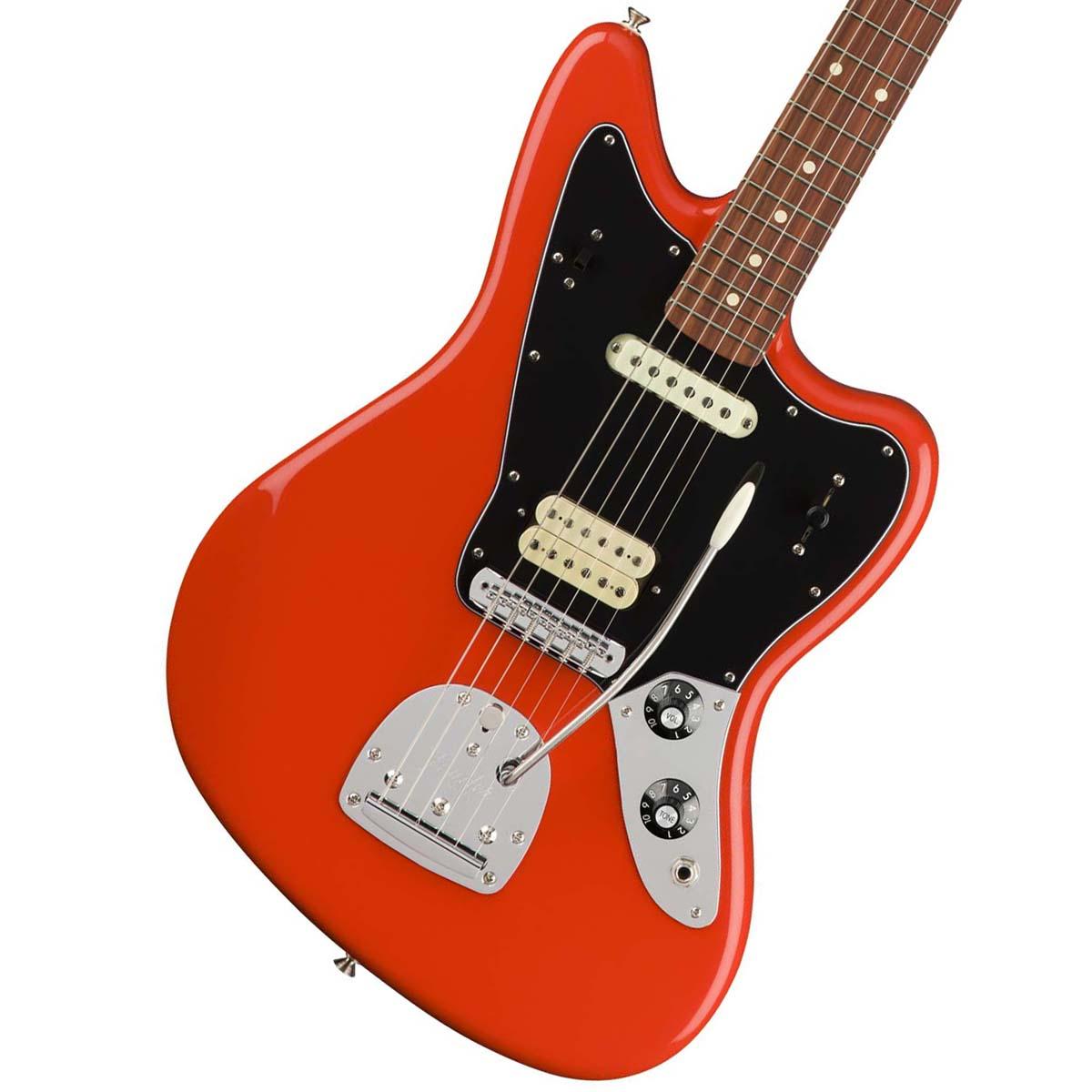 Fender / Player Series Jaguar Sonic Red Pau Ferro《数量限定!FenderアンプFRONTMAN10Gもセット!/+591355890》【YRK】