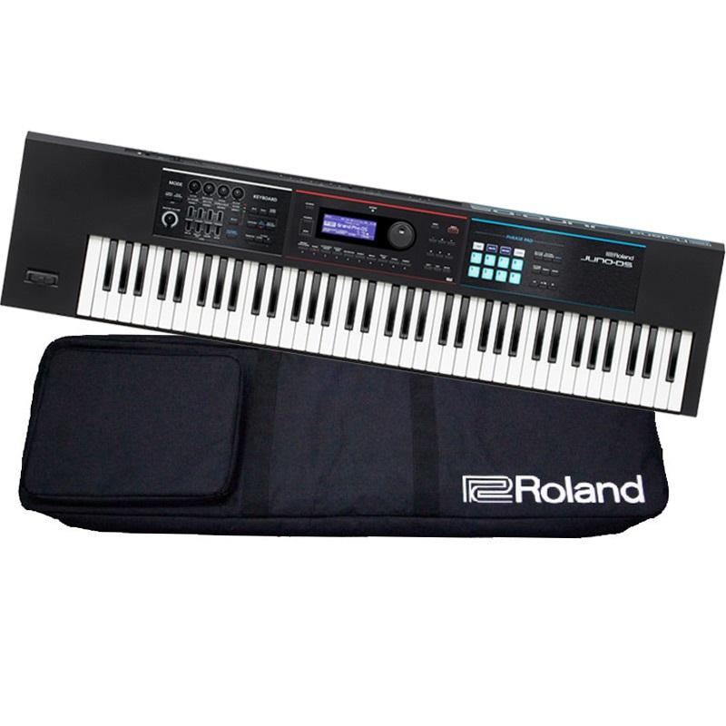 Roland ローランド / JUNO-DS76 76鍵盤シンセサイザー(JUNO-DS)《背負えるケース付き:811160800》【YRK】
