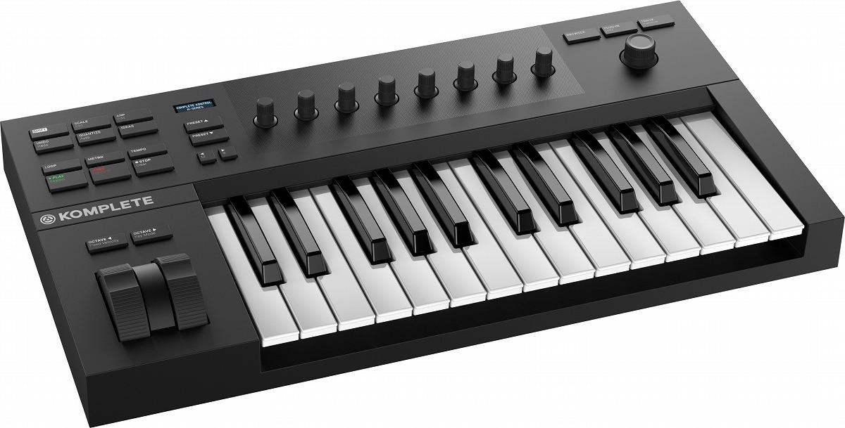 Native Instruments ネイティブインストゥルメンツ / KOMPLETE KONTROL A25 25鍵盤MIDIキーボード