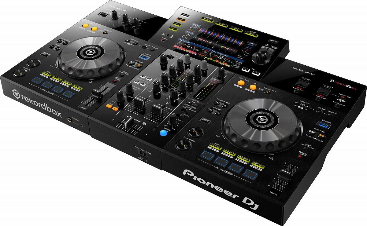 Pioneer DJ パイオニア / XDJ-RR DJコントローラー【お取り寄せ商品】【PNG】